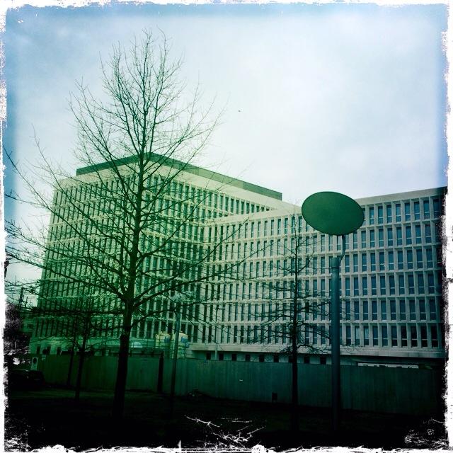 BerlinGeheimdienstzentrale