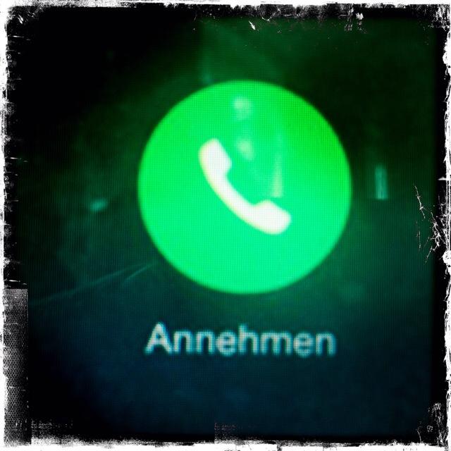 IOS_Annehmen